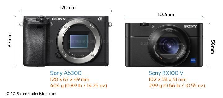 Sony-Alpha-a6300-vs-Sony-Cyber-shot-DSC-RX100-V-size-comparison.jpg